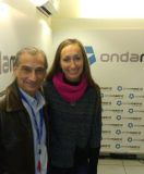Con Curro Castillo en Onda Madrid