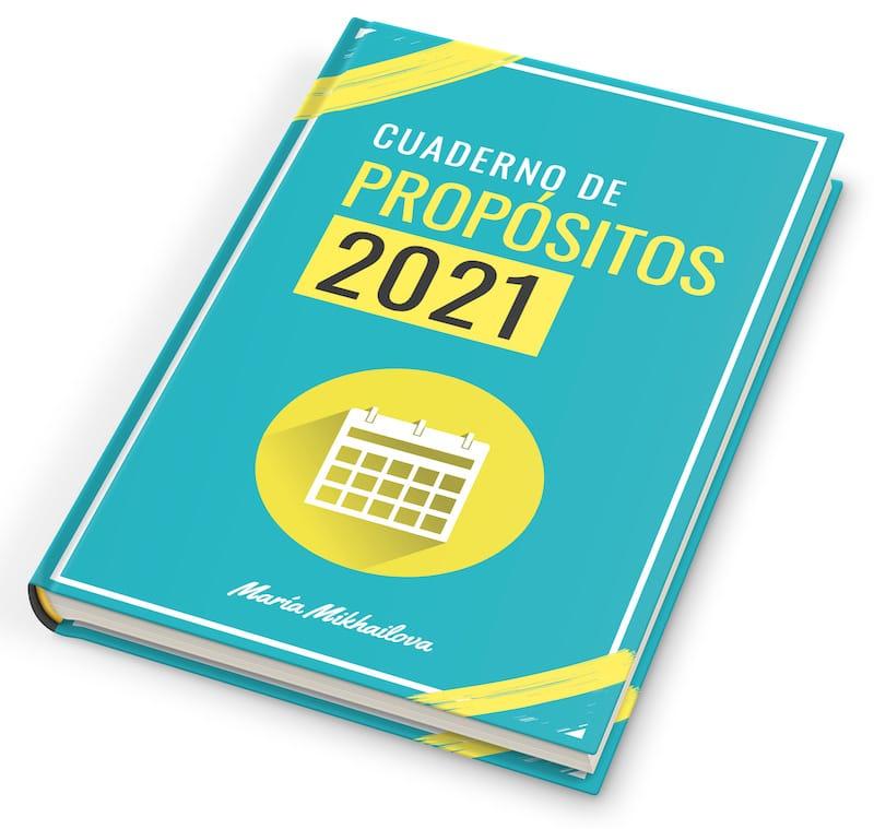 Cuaderno de Propósitos 2021